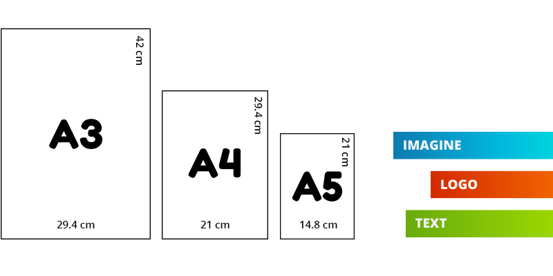 Personalizare pufi A3-A4-A5